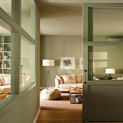 Abre tu casa a la primavera con las paredes de cristal