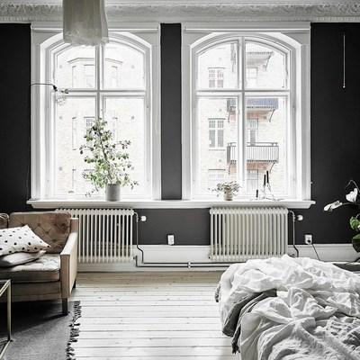 ¡Blanco vs Negro! ¿Qué color funciona mejor en la decoración de tu casa?