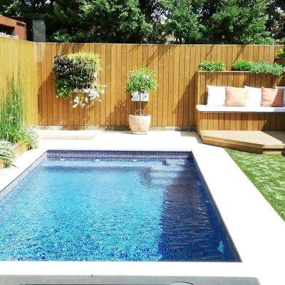 8 claves para diseñar el patio o terraza