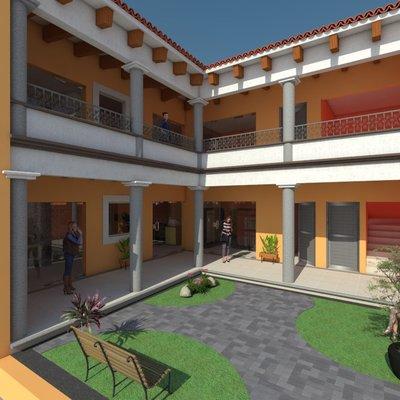 Proyecto de locales comerciales en Córdoba, Ver.
