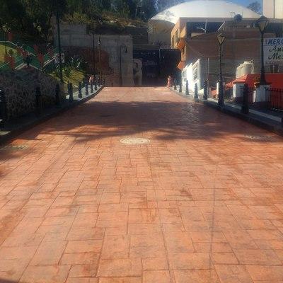 CONSTRUCCIÓN DE CALLE MIGUEL HIDALGO, EN METEPEC, ESTADO DE MÉXICO.
