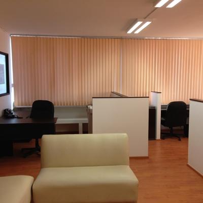 Remodelación de oficina en el centro de Naucalpan