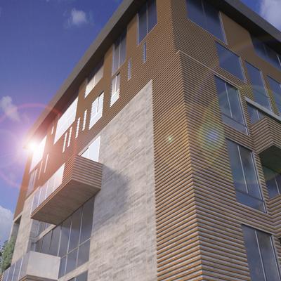 Remodelación Torre Habitacional