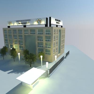 Propuesta de la manta de mercadotecnia de la Universidad de Ecatepec plantel vía Morelos.