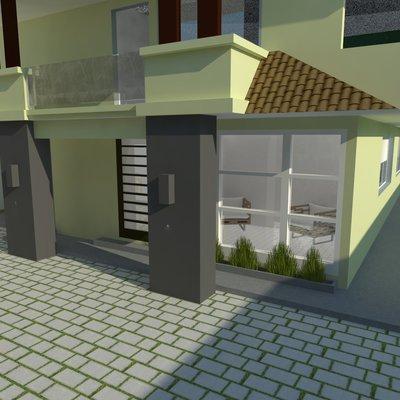 Remodelación de casa ubicada en Tizayuca Hidalgo.