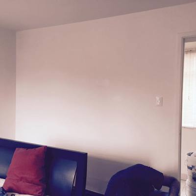 Reparación muro tablaroca