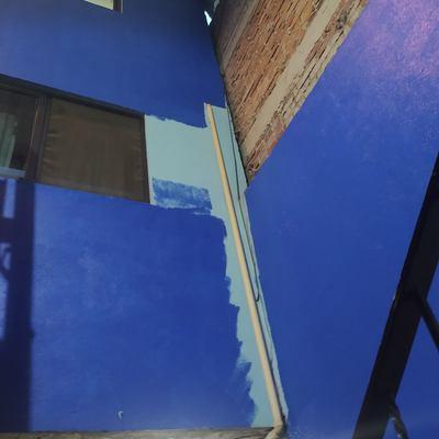 Pintura en fachada interior y exterior