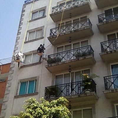 Precio pintar exterior casa habitissimo - Pintura para fachada ...