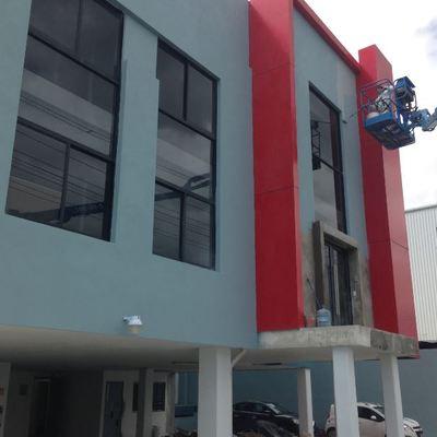 Pintura de Fachada Edificio