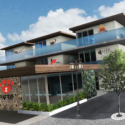 Espacio & Arquitectura / Plaza Comercial PJ