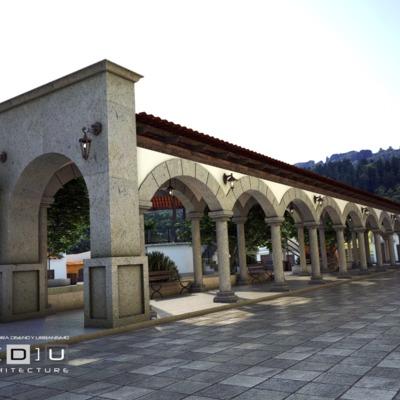 Remodelación Plaza Cívica.