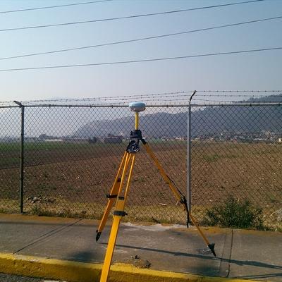 Posicionamiento De Puntos GPS