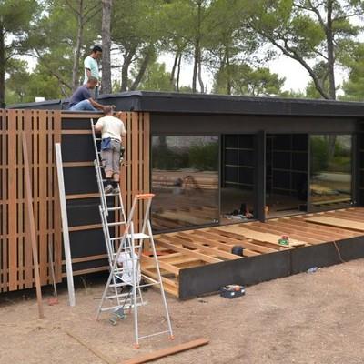 Casas que se construyen en 5 días