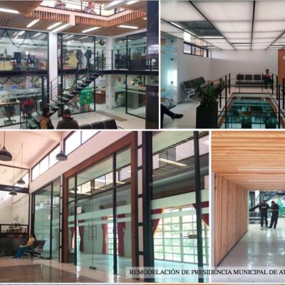 Remodelación Presidencia Municipal Atenco