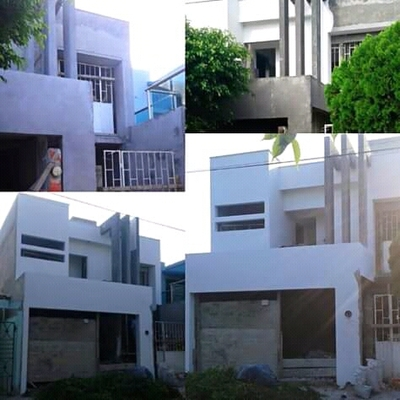 Diseño y construcción de casa