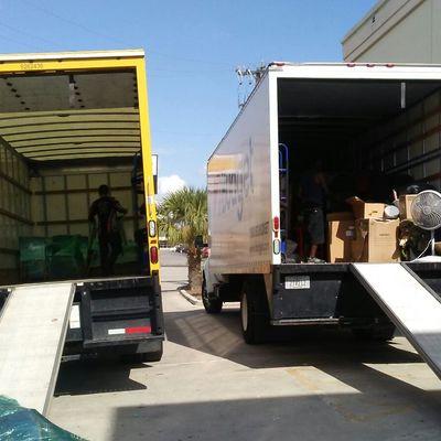 Proceso de resguardo de carga