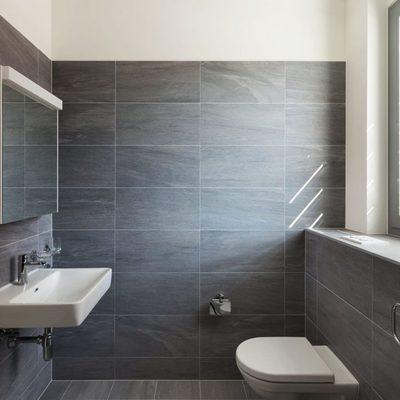 Remodelación de baño pequeño