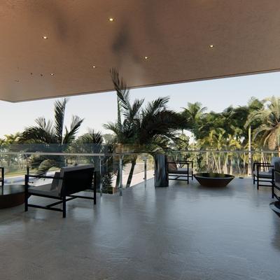 Proyecto Condominio en Playa del Carmen / Atlantico Arqs