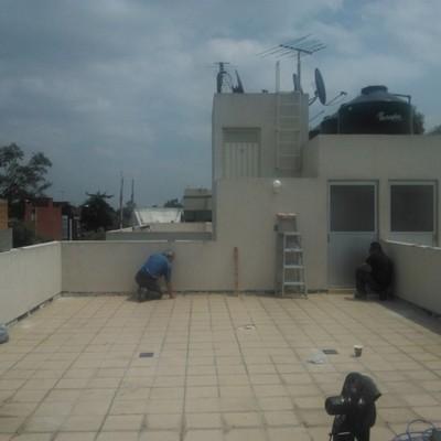 Proyecto de Ampliación Azotea 4o Nivel