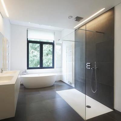 Remodelación de baño residencial