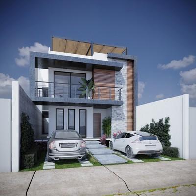 Proyecto Casa-Habitación La Trinidad
