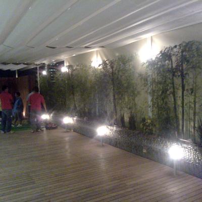 Proyecto Palillerias Zen, Screen Rits y Lona fija
