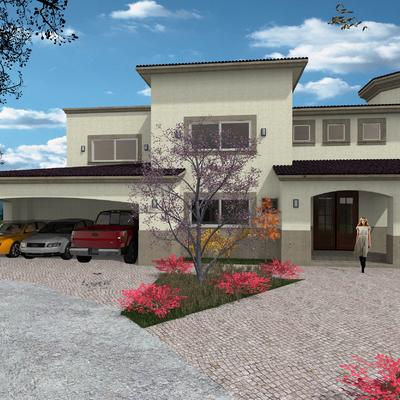 Diseños arquitectónicos residenciales