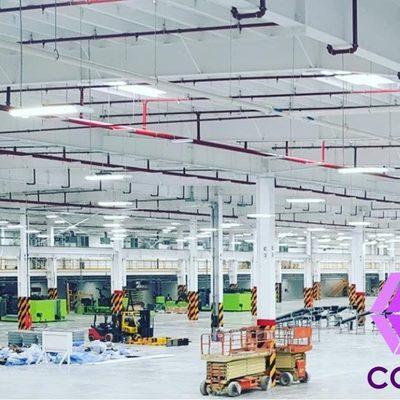 Nave Industrial, Ramos Arizpe, Coahuila