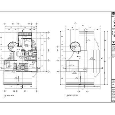 Proyecto y construccion de casa habitacion