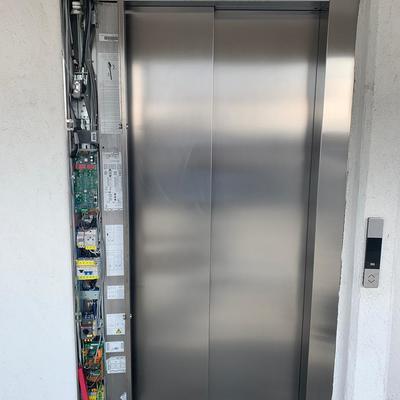 Mantenimiento de elevador