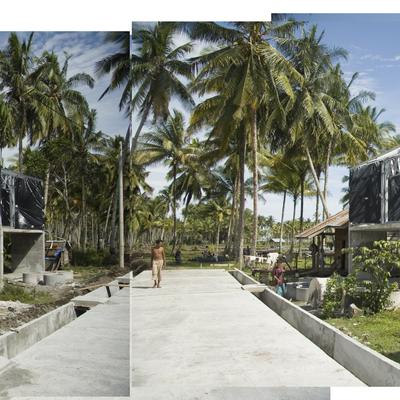 Reconstrucción de Peunaga Pasi