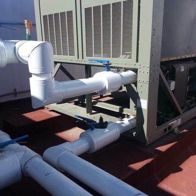 Obras de Aire Acondicionado, Extracción e Hidros