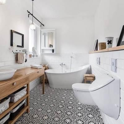 5 remodelaciones para tu baño que cuestan menos que irte de vacaciones