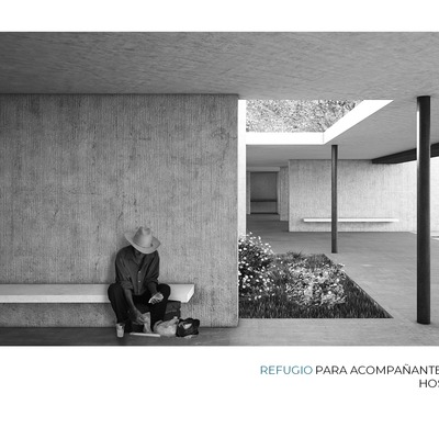 REFUGIO ACOMPAÑANTES O'HORÁN | Proyecto