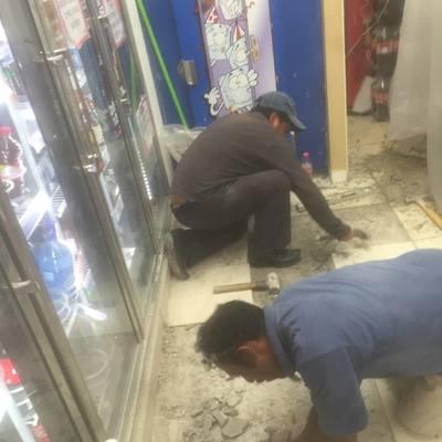 Remodelacion tiendas de Conveniencia