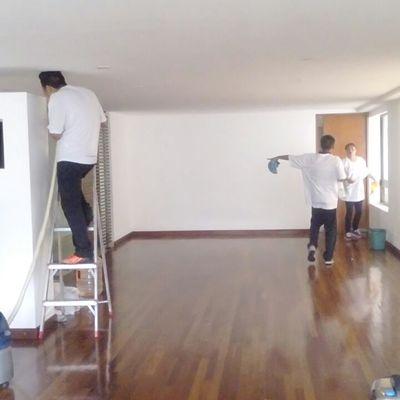 Remodelación de cocina, baños y pintura general.
