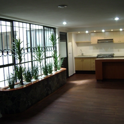 Remodelación en Departamento en Coyoacán, DF