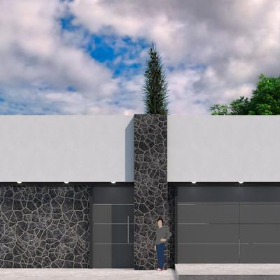 Proyecto de remodelación de fachada