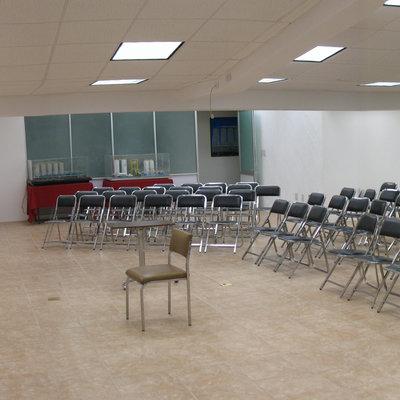 """Remodelación de Area de Oficinas de un """"Centro de Desarrollo Tecnológico"""""""