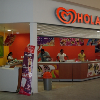 Remodelacion de Local Holanda