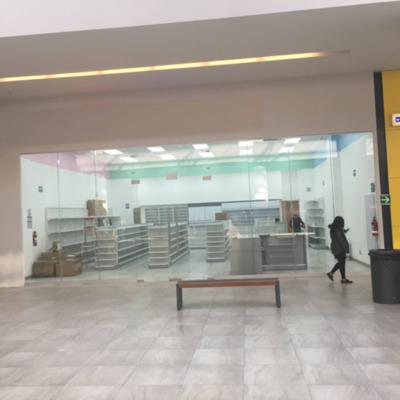Remodelación de Local  en Centro Comercial.