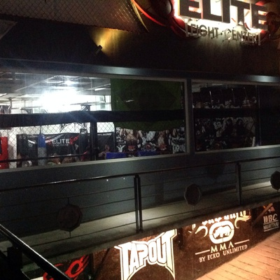 Remodelación Elite Fight Center México