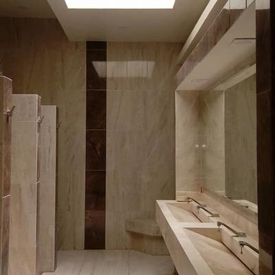 remodelacion en de baño