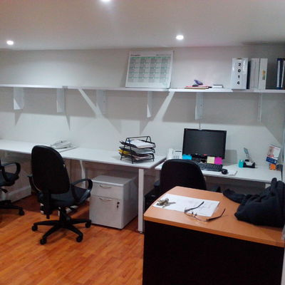 Remodelacion oficinas emergo group
