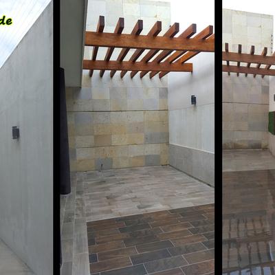 Cambio de imagen a patio