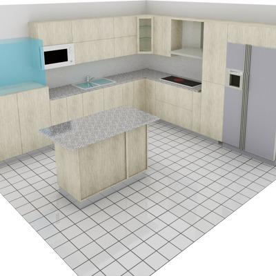 Cocina residencial
