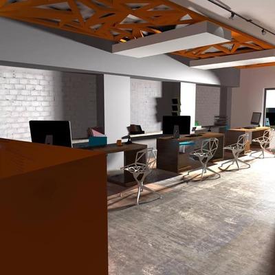 Espacio & Arquitectura / Area Co Work