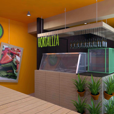Hortaliza Salads