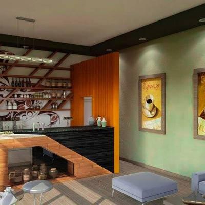 Diseño y construccion Cafe Bitol