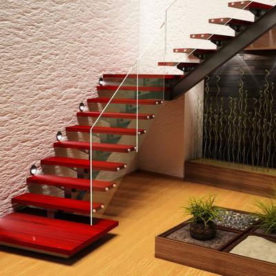 Escaleras de Haya